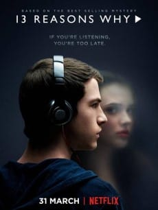 13 Reasons Why poster affiche serie