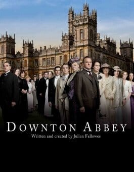 Downton Abbey, la série britannique culte