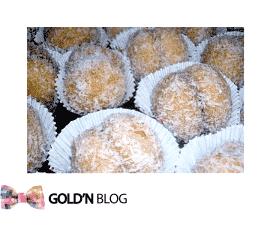 Recette boules de coco orientale à la confiture