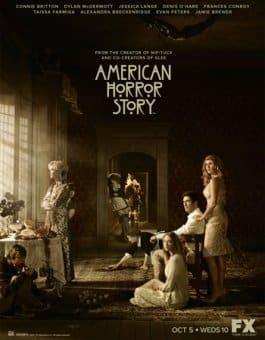 American Horror Story, la série d'horreur !