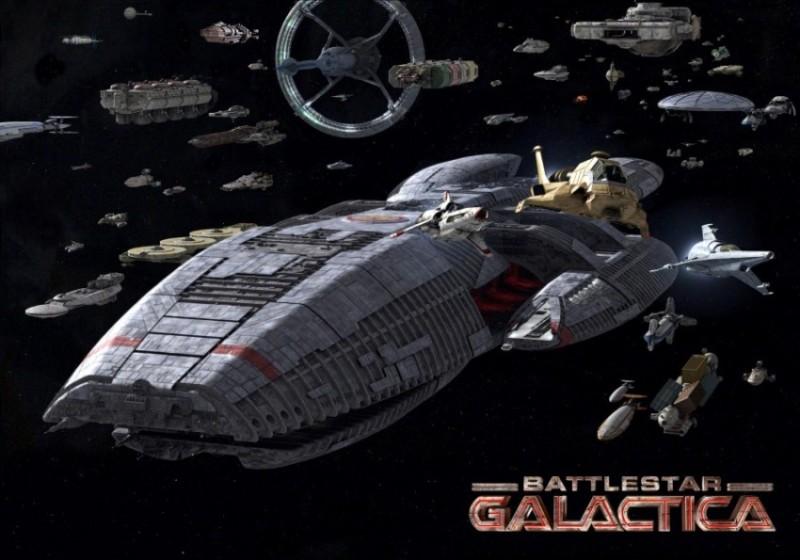 battlestar galactica personnages