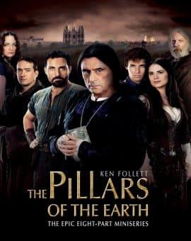 Les piliers de la Terre : la série adaptée du best-seller de Ken Follett