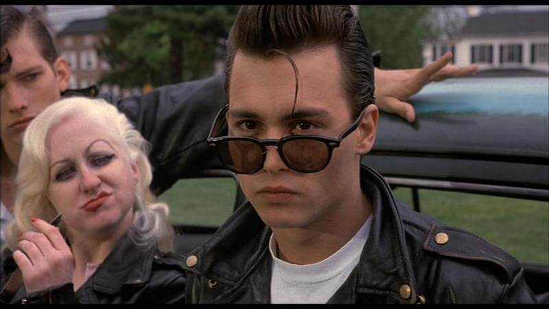 Cry Baby : Critique du premier film de Johnny Depp - Gold'n Blog Johnny Depp Fiance 2014