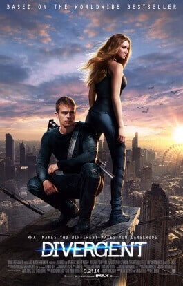 Divergente, la critique du film de science-fiction