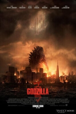 Godzilla, le film de 2014 : le retour du monstre japonais