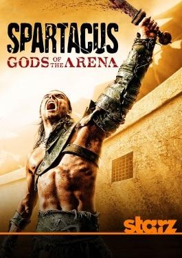Spartacus : Les dieux de l'arène, la série spin-off de Spartacus !