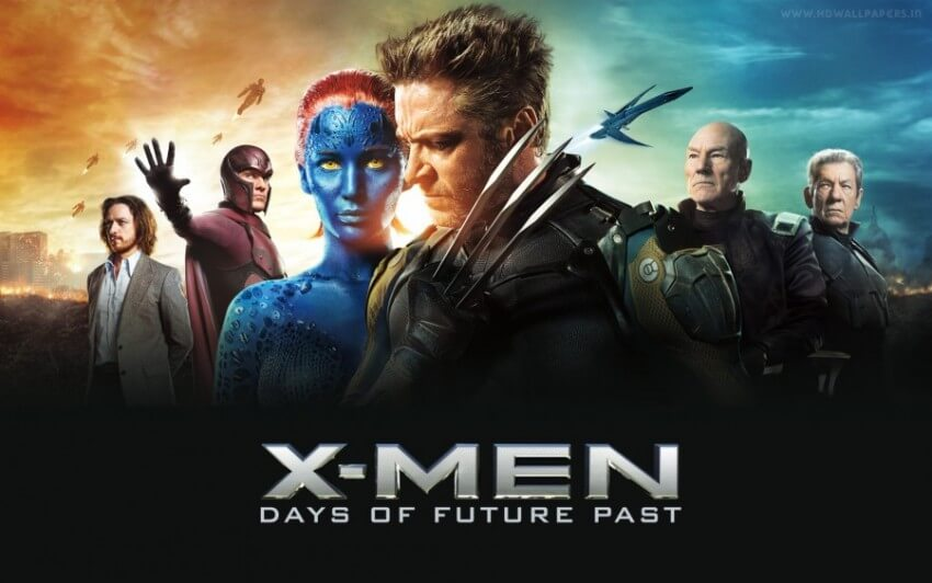 X-Men days of the future past