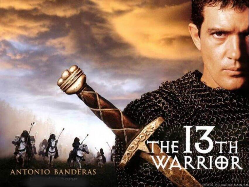 le 13e guerrier antonio banderas vikings