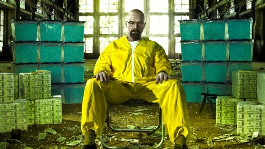 breaking bad heisenberg Bryan Cranston