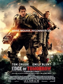 Edge of tomorrow, le film de science-fiction