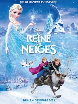La Reine des neiges, le film de Disney