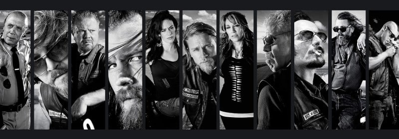 acteur sons of anarchy personnages
