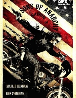 Sons of Anarchy, la série motarde !