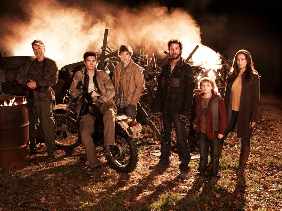 falling skies série science fiction