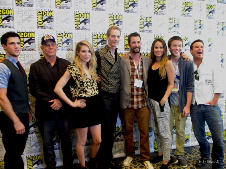 casting falling skies acteurs actrices