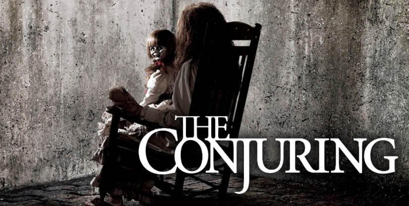 Conjuring les dossiers warren le film d 39 horreur gold for Miroir film horreur