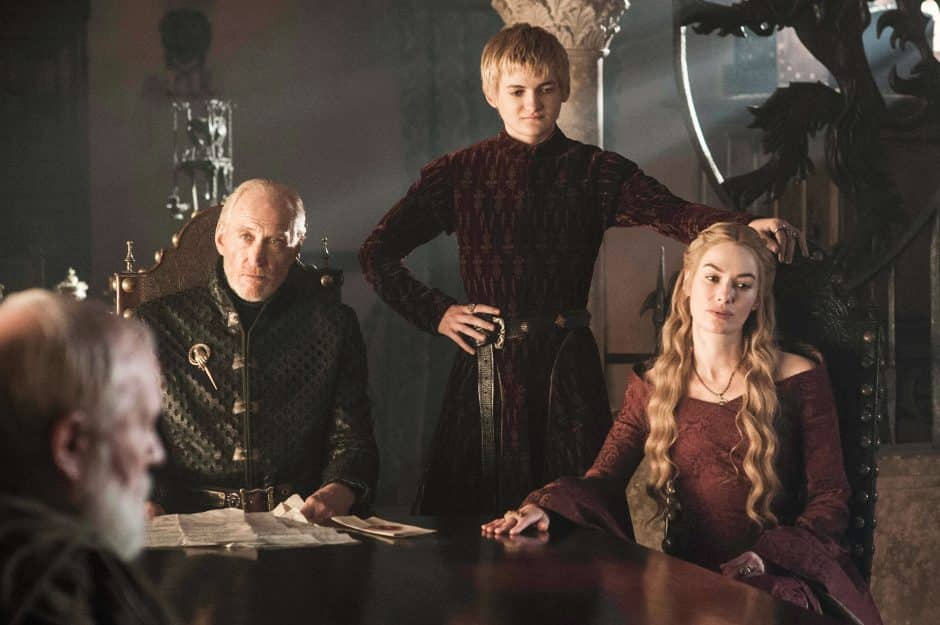 Games of thrones lannister