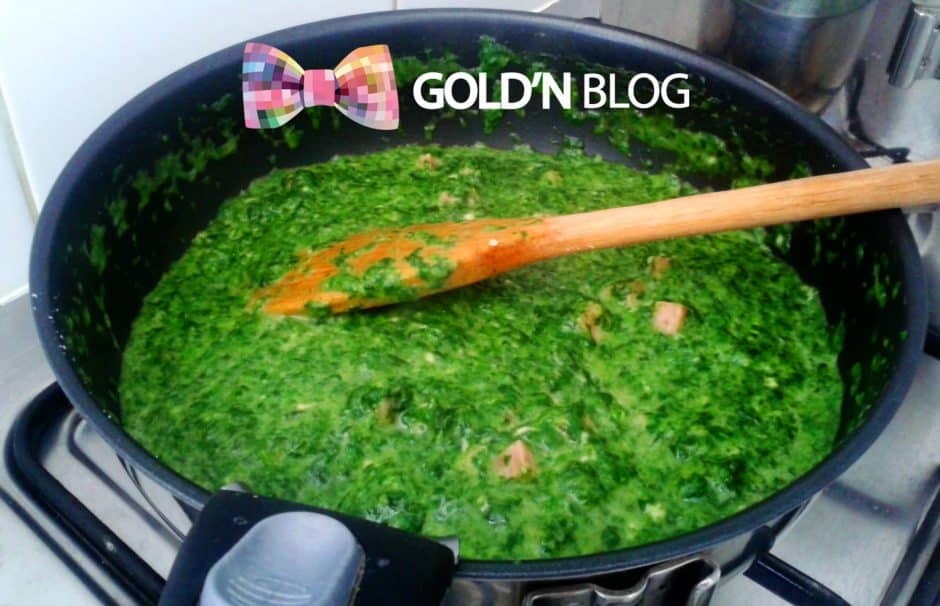 pâtes aux épinards recette cuisine 2