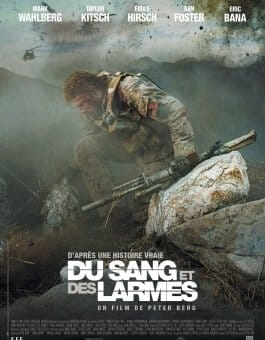 Du sang et des larmes (Lone Survivor), le film de Peter Berg