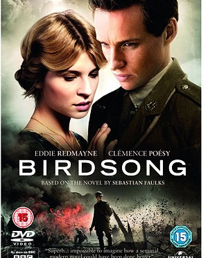 Birdsong affiche clémence poesy eddy redmayne