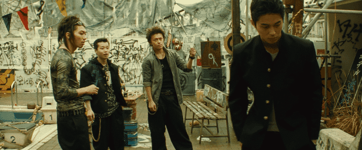 crows explode crows zero 3 film japonais
