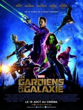 Les Gardiens de la galaxie : Guardians of the galaxy
