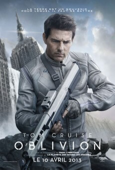Oblivion, le film de Science Fiction