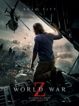World War Z, le film de zombies de Marc Forster