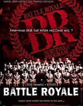 Battle Royale, le film japonais culte