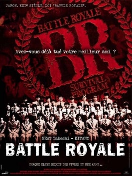 Battle Royale, le film japonais culte