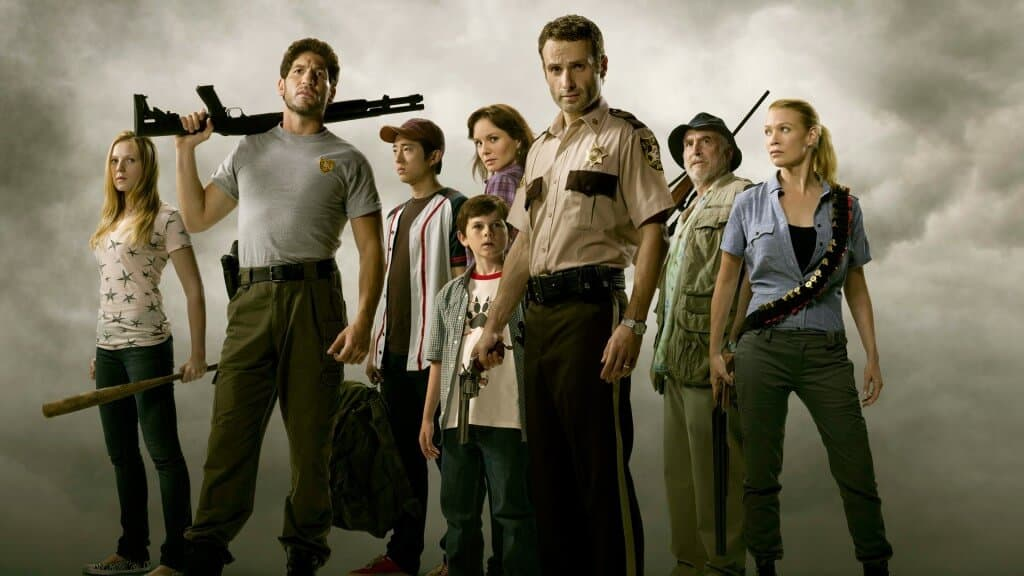 The-Walking-Dead-serie-zombie-