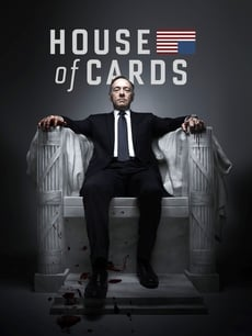 HOUSE OF CARDS affiche poster