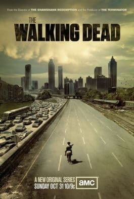 The Walking Dead, la série de zombies culte