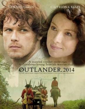 outlander série affiche