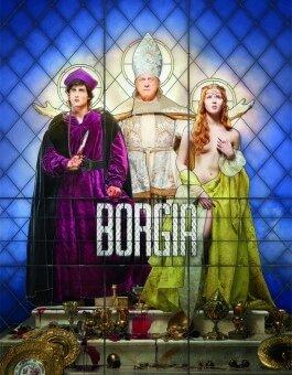 Borgia, la série historique de Tom Fontana
