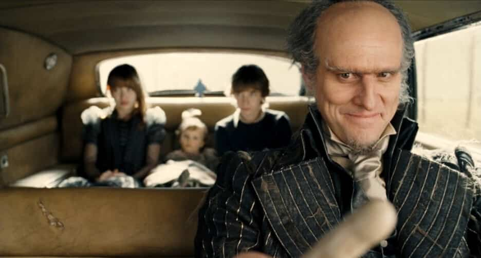 a-series-of-unfortunate-events les aventures désastreuses des orphelins Baudelaire