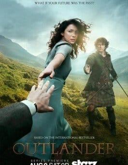 Outlander, la série historique adaptée du livre Le Chardon et le Tartan