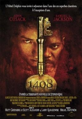 Chambre 1408, le film d'horreur de Mikael Håfström