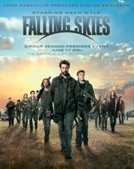 The Falling Skies, la série de science-fiction