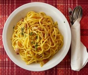Pâtes Carbonara, la recette facile et rapide !