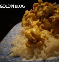 Poulet au curry : la recette classique