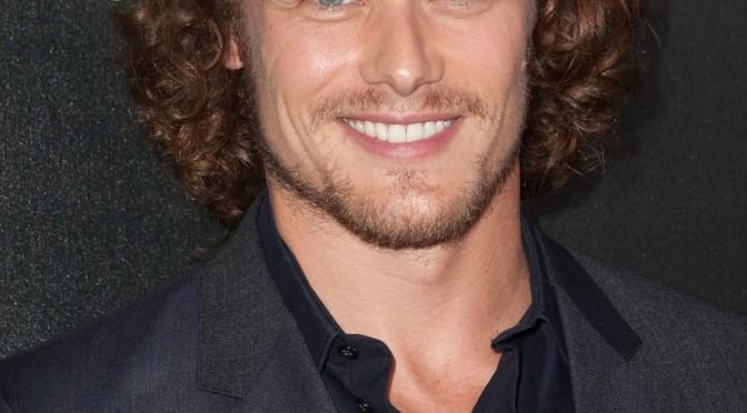 Sam Heughan acteur outlander