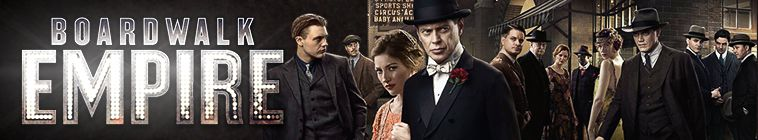Boardwalk Empire banniere série