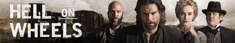 hell on wheels série historique western