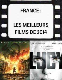 TOP 10 des meilleurs films 2014 (Box Office France)
