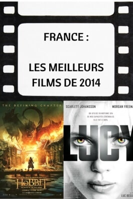 TOP 10 des meilleurs films 2014 (Box Office France)