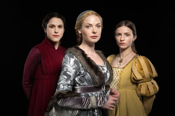 Elizabeth woodville anne neville margaret beaufort the white queen