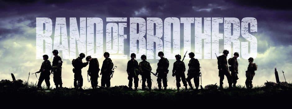 band of brothers série