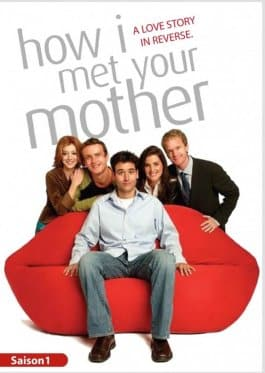 how_i_met_your_mother_saison_1_affiche