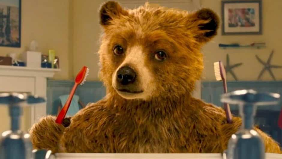 paddington film enfant ours